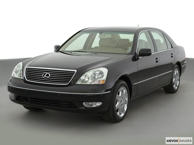 2002 Lexus LS 430 Review