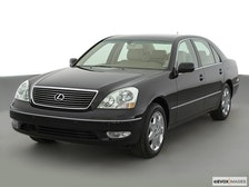 2002 Lexus LS Review