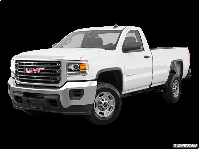 GMC Sierra 2500HD Reviews