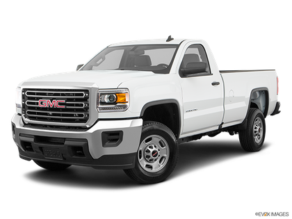 2018 GMC Sierra 2500HD photo