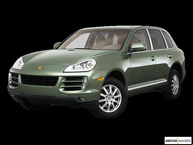 2010 Porsche Cayenne Review