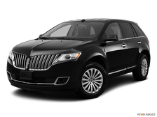 2012 Lincoln MKX Review