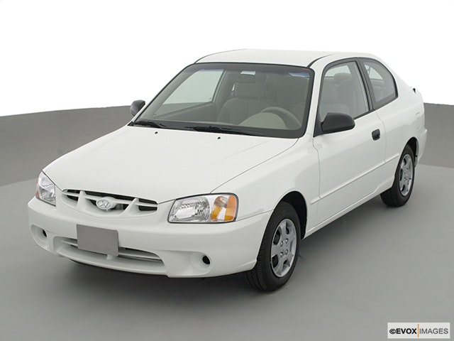 2003 Hyundai Accent Review