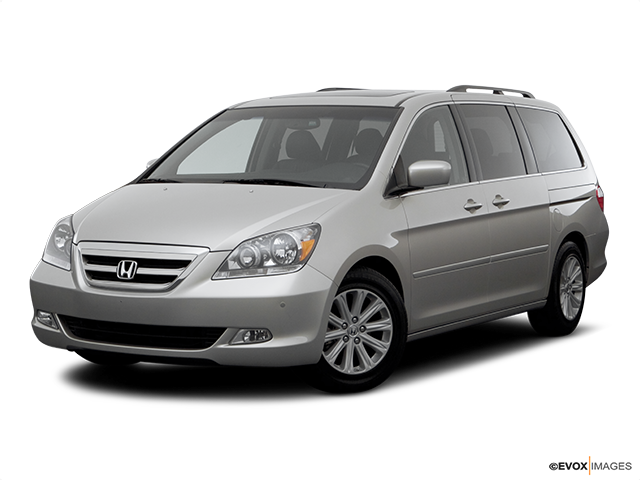 2006 Honda Odyssey Review