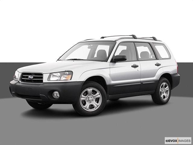 2005 Subaru Forester Review