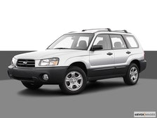 2005 Subaru Forester Review