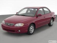 2003 Kia Spectra Review