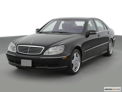 2002 Mercedes-Benz S-Class photo