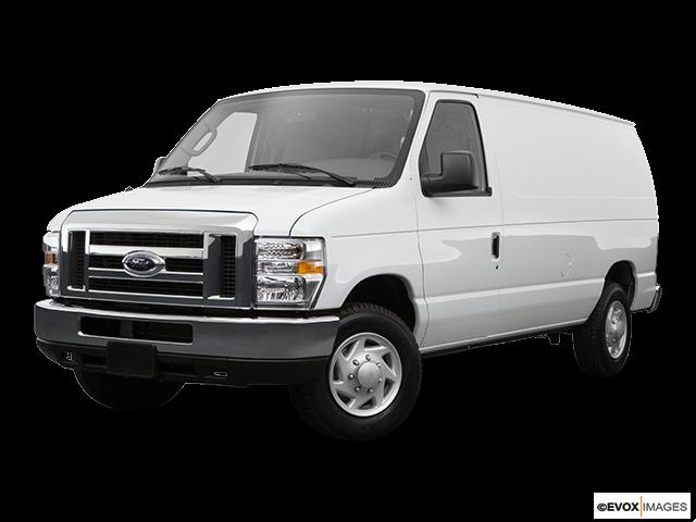 2009 Ford E-Series Cargo Review