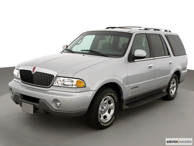 2002 Lincoln Navigator Review