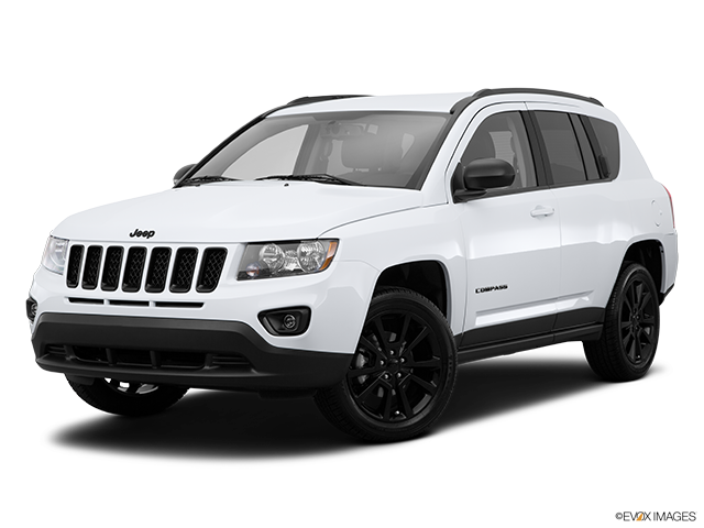 2015 Jeep Compass Review