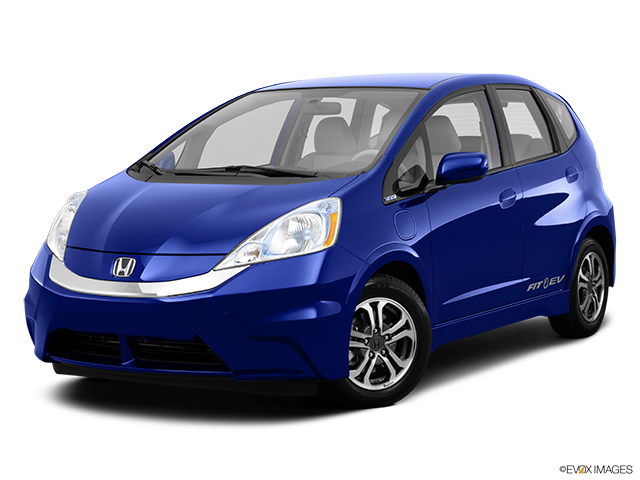 2014 Honda Fit Review