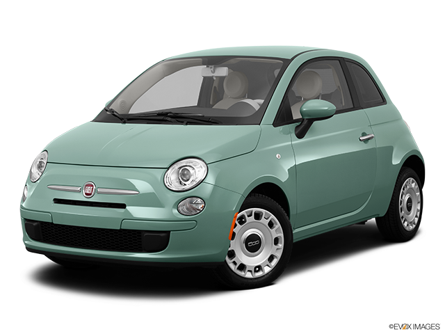 2013 FIAT 500 Review