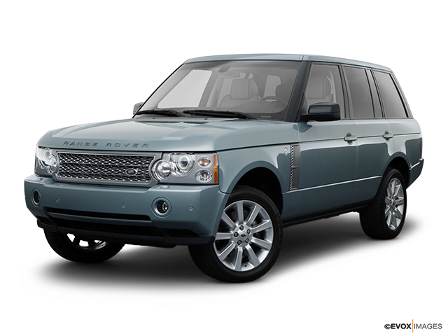 2008 Land Rover Range Rover Review