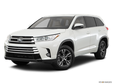 2017 Toyota Highlander Review