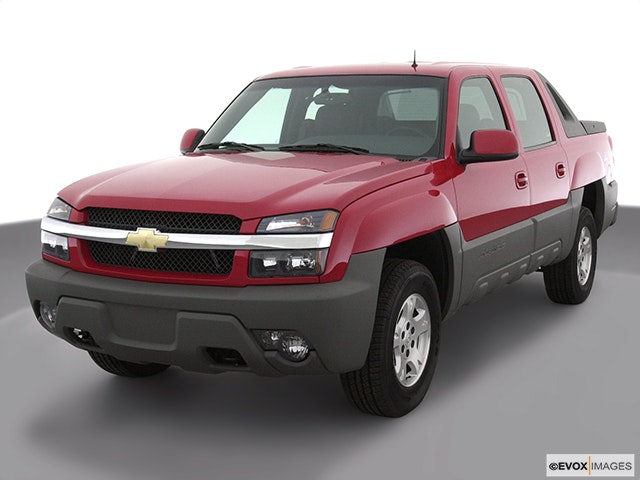2003 Chevrolet Avalanche Review