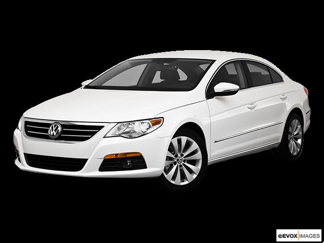 2010 Volkswagen CC Review