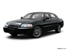 2008 Lincoln Town Car Review