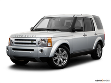 2009 Land Rover LR3 Review