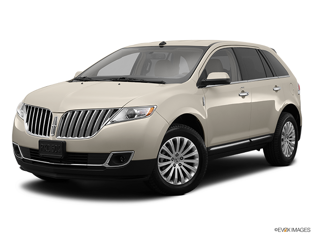 2014 Lincoln MKX Review