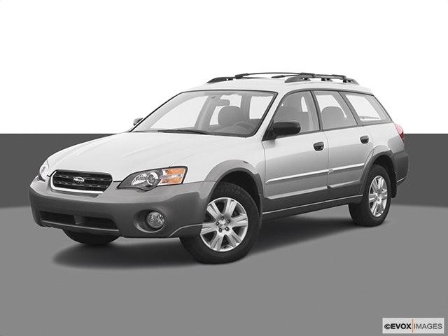 2005 Subaru Outback Review