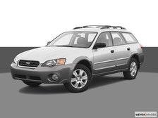 2005 Subaru Outback Review