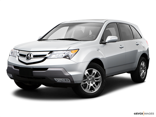 2009 Acura MDX Review
