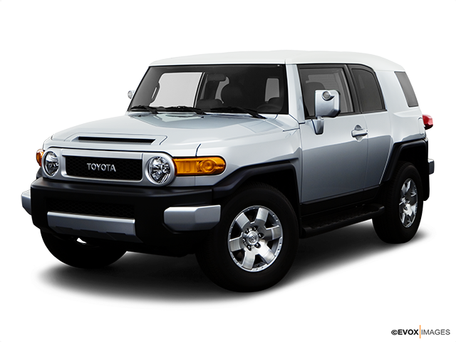 toyota fj cruiser reviews carfax vehicle research. Black Bedroom Furniture Sets. Home Design Ideas