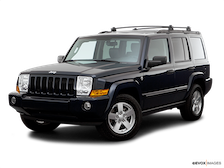 2006 Jeep Commander Review