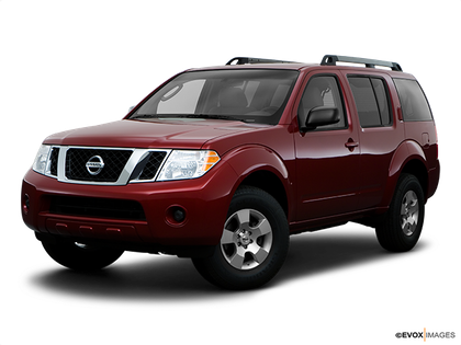 Pathfinder At Tire Review >> 2008 Nissan Pathfinder Review | CARFAX Vehicle Research