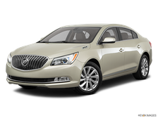 2016 Buick LaCrosse Review