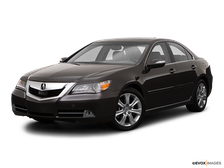 2009 Acura RL Review