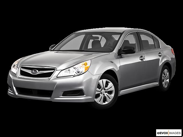 2010 Subaru Legacy Review