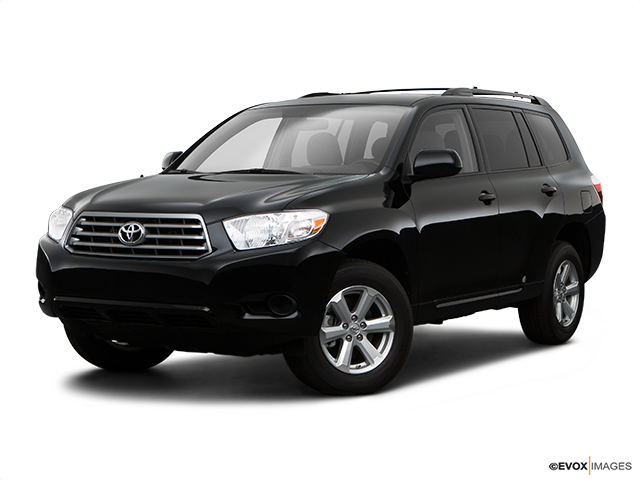 2009 Toyota Highlander Review
