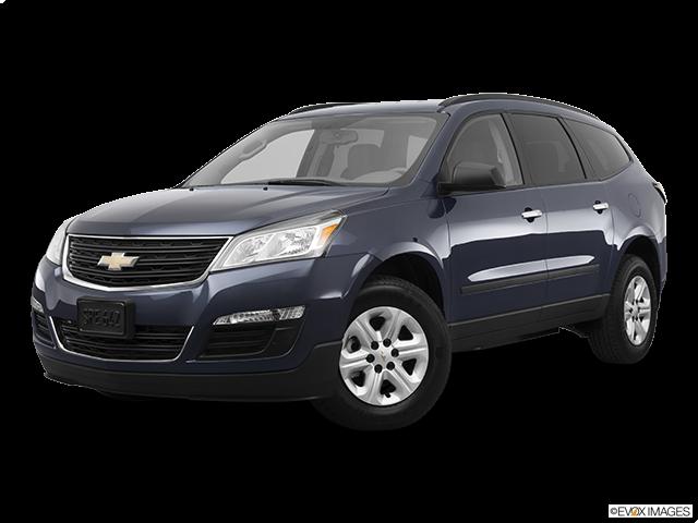 2013 Chevrolet Traverse Review