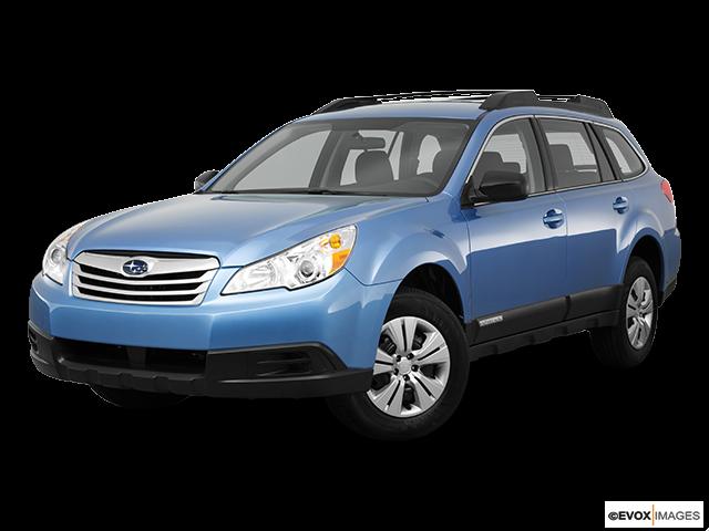 2011 Subaru Outback Review