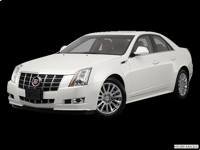 2012 Cadillac CTS photo