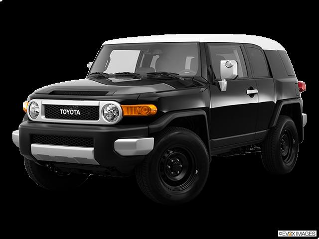 Toyota FJ Cruiser Reviews