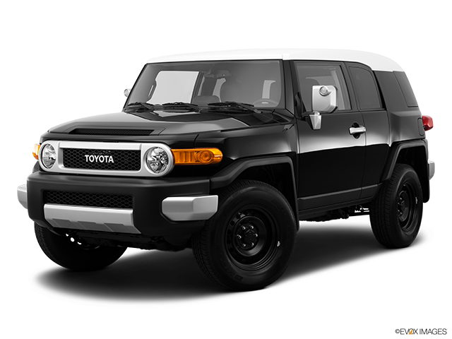 Toyota FJ Cruiser Reviews