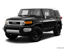 2014 Toyota FJ Cruiser Review