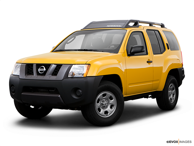 2008 Nissan Xterra Review