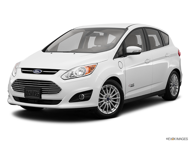 2014 Ford C-MAX Energi Review