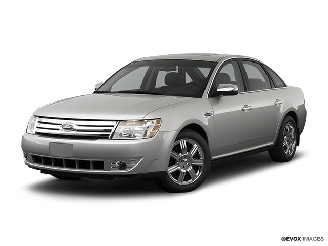 2009 Ford Taurus Review