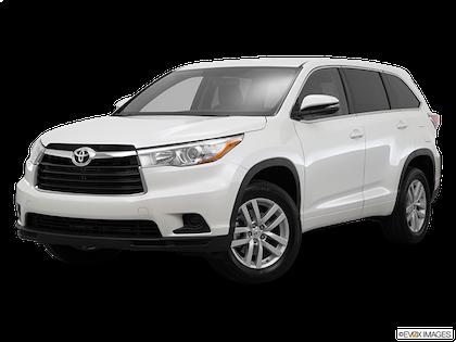 2015 Toyota Highlander photo
