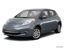 2016 Nissan Leaf Review