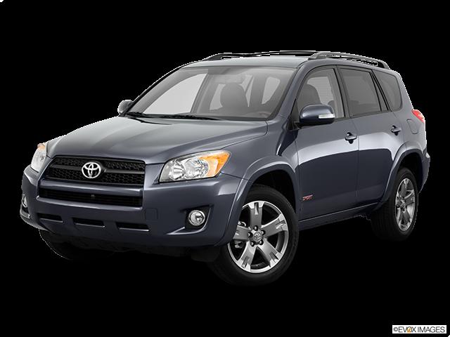 2011 Toyota RAV4 Review