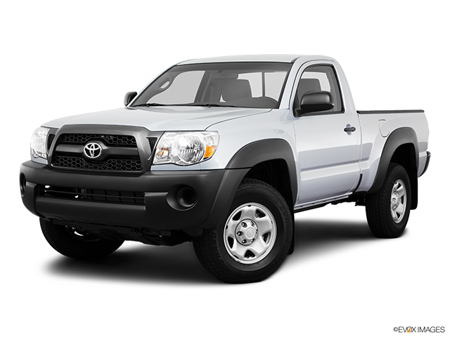 2011 Toyota Tacoma Review