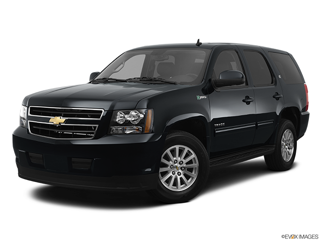 2012 Chevrolet Tahoe Hybrid Review