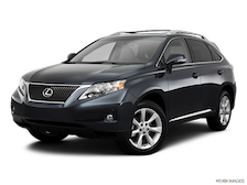 2011 Lexus RX Review