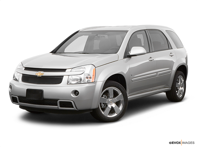 2008 Chevrolet Equinox Review